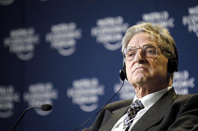 """George Soros """"bày mưu"""" chiến thắng cho Ukraine"""