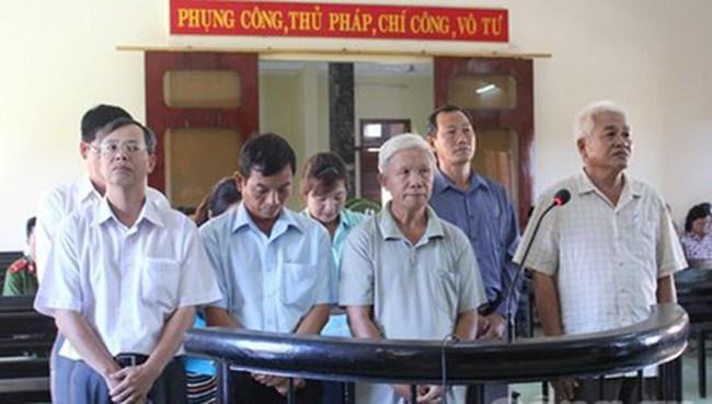 Nguyên Chủ tịch công ty Cảng Vũng Rô lĩnh 13 năm tù