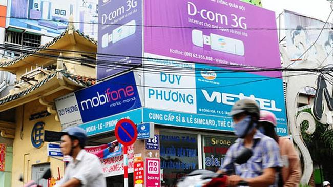 Cước 3G thấp khiến doanh nghiệp viễn thông kiệt quệ