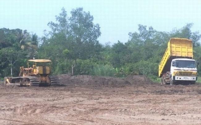 Kiến nghị xử lý vụ một miếng đất được bồi thường hai lần
