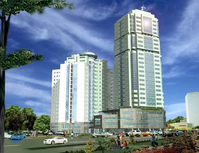 Viglacera khởi động 3 dự án bất động sản lớn