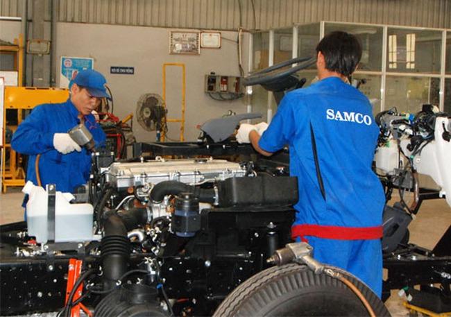 SAMCO: Đại gia Sài Thành sắp lộ diện