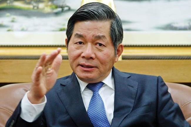 Bộ trưởng Vinh trải lòng về những trăn trở với doanh nghiệp tư nhân