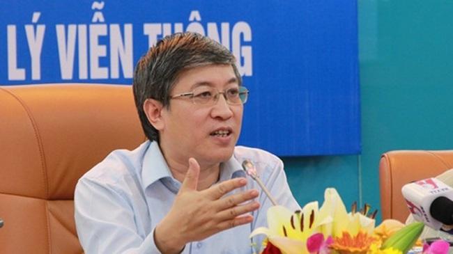 Thứ trưởng Bộ Thông tin và Truyền thông Lê Nam Thắng nghỉ hưu