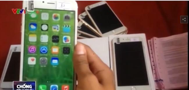 Tràn lan Iphone giả dùng hệ điều hành Android