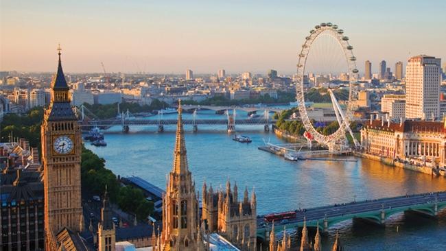 London trở thành nơi có chi phí sống và làm việc đắt đỏ nhất thế giới