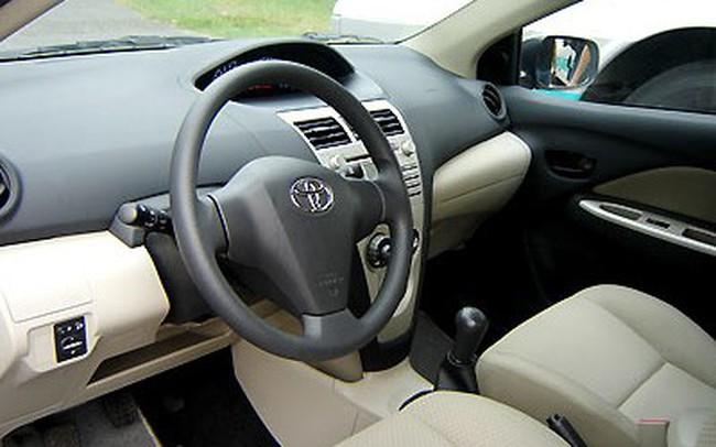 Toyota Việt Nam triệu hồi gần 4.000 xe có nguy cơ lỗi túi khí