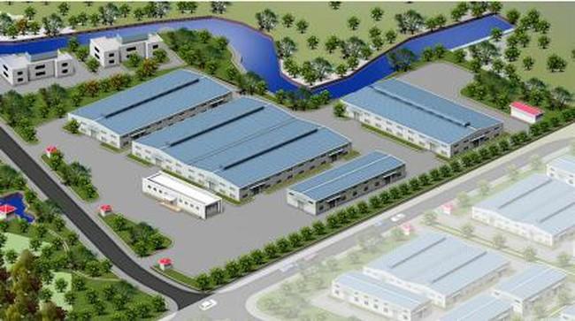 Hà Nội thành lập Cụm công nghiệp Hữu Bằng-Dị Nậu