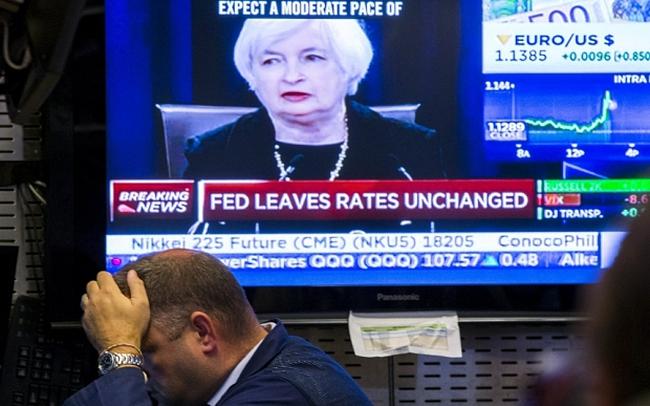 Sự trì hoãn của Fed thể hiện tầm ảnh hưởng của kinh tế Trung Quốc