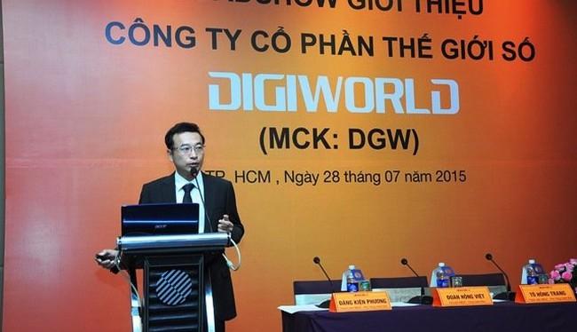 Digiworld: Nokia không ra sản phẩm mới, Lợi nhuận quý 3 giảm 44%