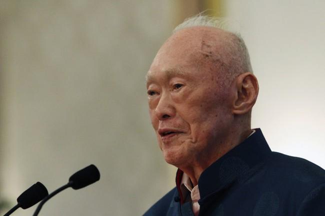 Singapore điều tra vụ tin đồn ông Lý Quang Diệu qua đời