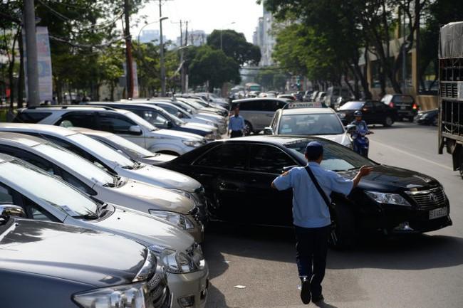 TP. HCM sẽ có bãi đậu xe thông minh 500 triệu USD?