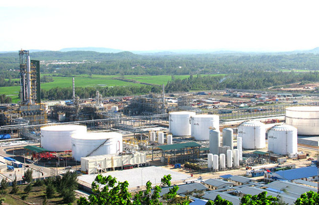 Nhà máy lọc dầu Dung Quất lại đề nghị giảm thuế