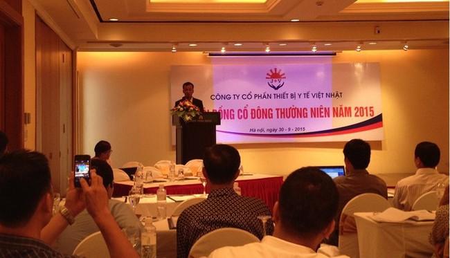 JVC: Sau biến cố Lê Văn Hướng, kỳ 1/4-30/6/2015 lãi vỏn vẹn hơn 2 tỷ đồng