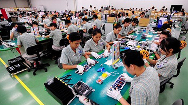 Tổng quan xuất khẩu 8 tháng: Điện thoại dẫn đầu đều nhờ Samsung