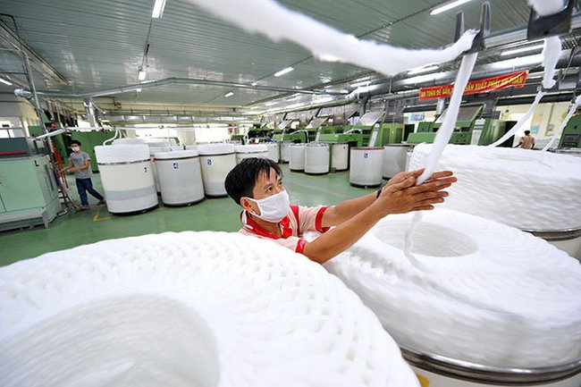 Dệt may đầu tư ồ ạt vào Quảng Nam