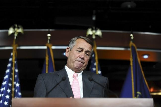 Ai sẽ thay thế chủ tịch Hạ viện Mỹ?