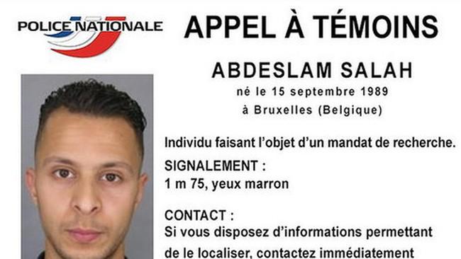 Paris thoát được một vụ nổ bom vì tên khủng bố sợ… chết