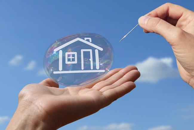 """Thủ tướng lưu ý ngân hàng về tình trạng """"bong bóng"""" bất động sản từng xảy ra"""