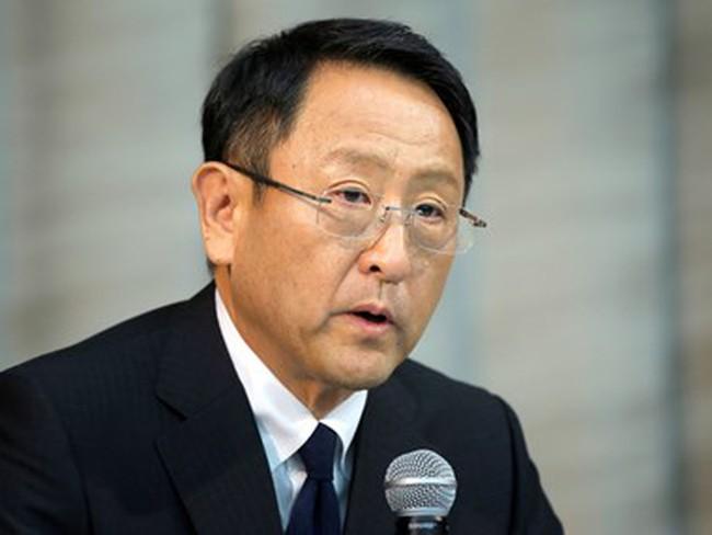Chủ tịch Toyota bất ngờ đưa ra lời khuyên dành cho Volkswagen