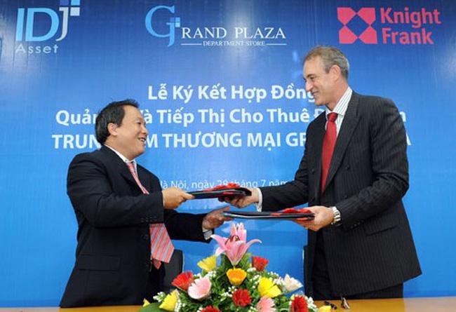 Công ty cổ phần đầu tư IDJ Việt Nam tuyển dụng tháng 10/2015