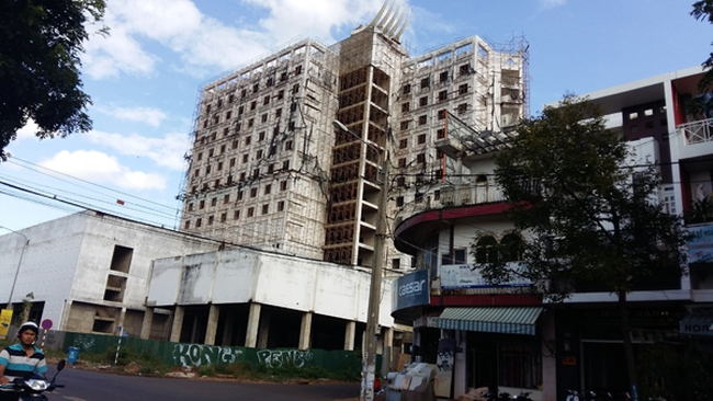 """Đắk Lắk: Hàng loạt dự án treo trên """"đất vàng"""" gây lãng phí"""