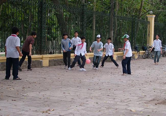 Hà Nội: 70% chung cư thiếu không gian chơi cho trẻ