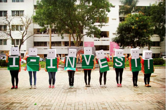 Sinh viên Hà Nội hướng tới chung kết cuộc thi I-Invest! 2015