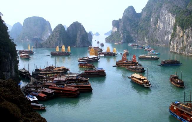 Quảng Ninh: Doanh thu từ du lịch tăng mạnh