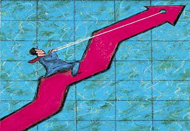 VnIndex bất ngờ tăng mạnh hơn 13 điểm, vượt ngưỡng 550 điểm