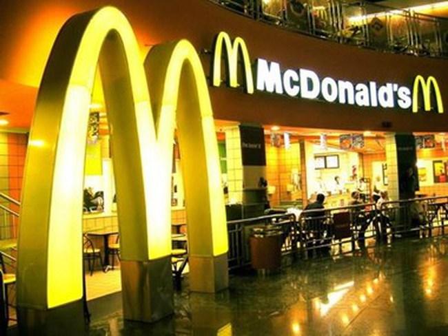 EC xem xét điều tra trốn thuế đối với tập đoàn McDonald's