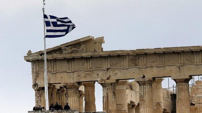 Phố Wall giảm điểm vì Hy Lạp và giá dầu