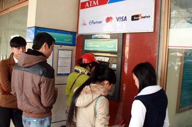 """""""Chảnh"""" như cây ATM ngày cận Tết"""