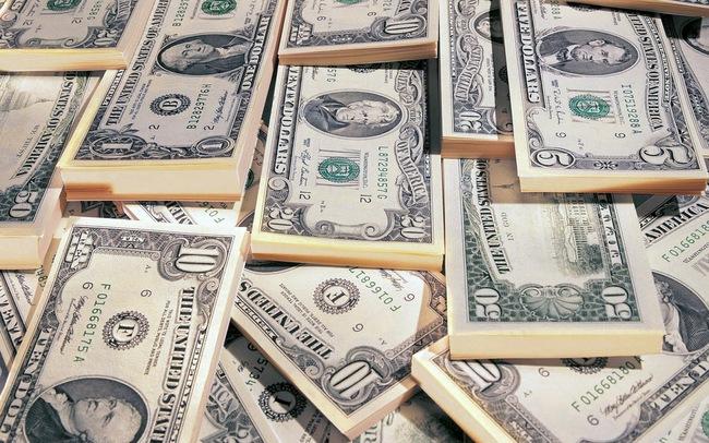 USD trở lại đỉnh