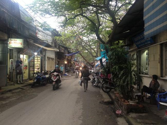 Hà Nội: Hoàn thành GPMB đường Nguyễn Đình Chiểu kéo dài trong năm 2015