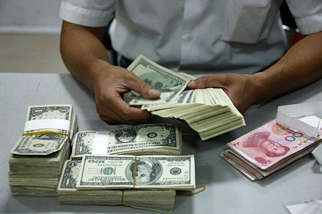 Trung Quốc: Dự trữ ngoại hối giảm tháng thứ 3 liên tiếp