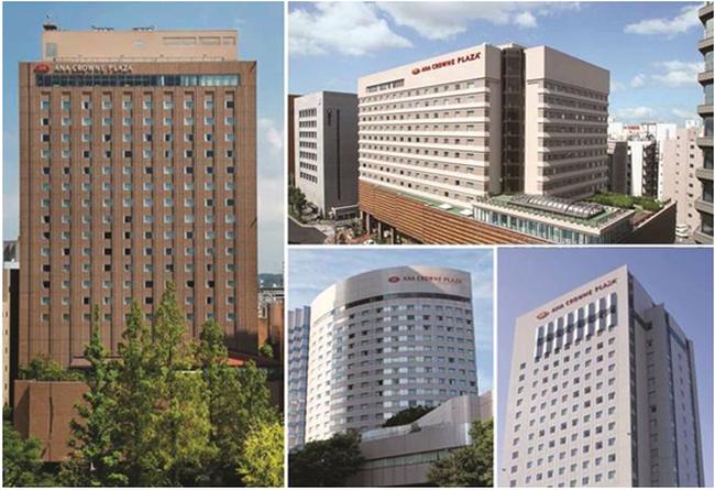 Savills hoàn tất thương vụ bán chuỗi khách sạn ANA Crowne Plaza trị giá 330 triệu USD