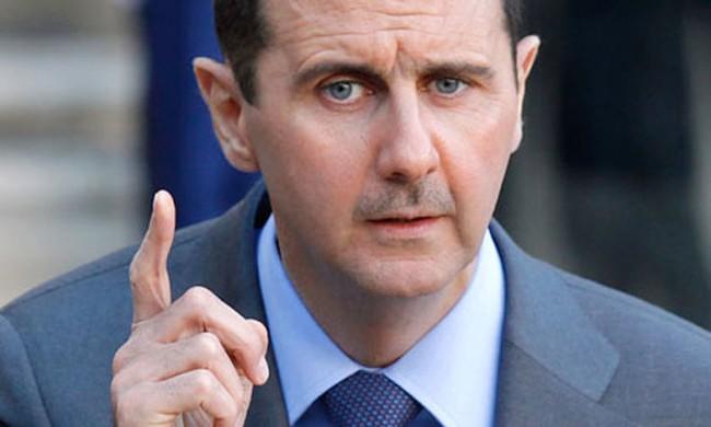 Tổng thống Syria sẵn sàng từ chức nếu...