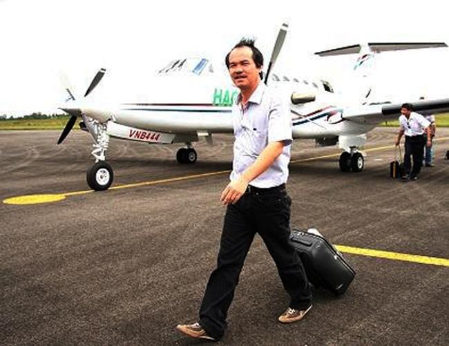 Tổng công ty Quản lý bay sẽ mua lại máy bay cũ của bầu Đức