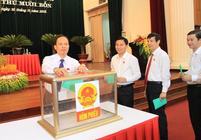 Bầu bổ sung Phó Chủ tịch HĐND và UBND tỉnh Thanh Hóa