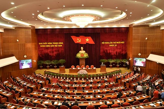 Bế mạc Hội nghị Trung ương lần thứ 11