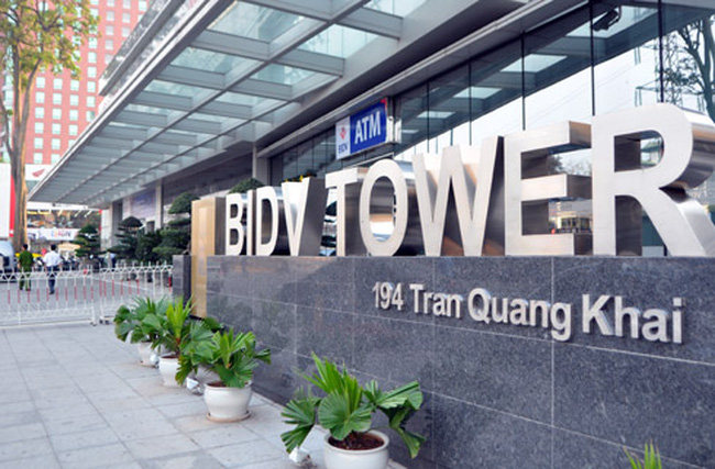 Vốn chủ sở hữu của BIDV tăng lên 34.187 tỷ đồng