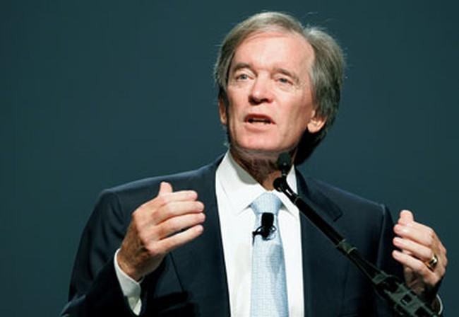"""Bill Gross: """"Tôi chỉ muốn tiền lưu thông và sự nổi tiếng"""""""