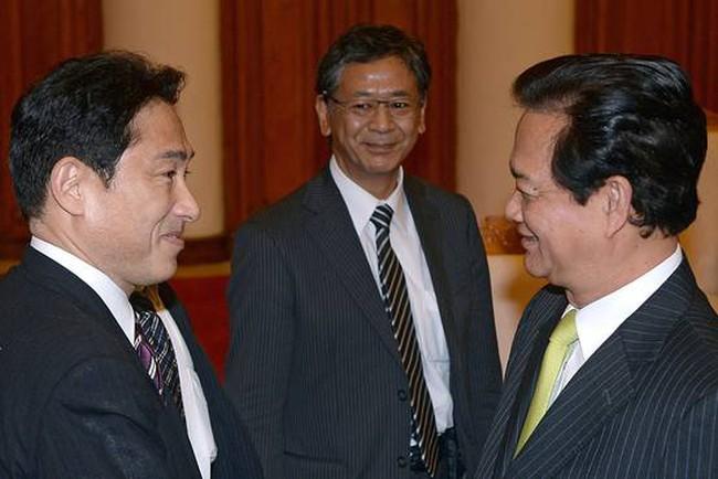 """Đại sứ Nhật Bản: 'Chúng tôi chưa có kế hoạch cắt giảm ODA tại Việt Nam"""""""