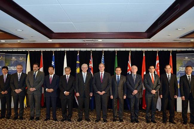 WSJ: Đàm phán TPP sắp về đích
