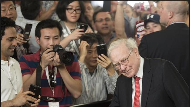 Cổ đông Trung Quốc ở đại hội cổ đông thường niên của Berkshire Hathaway