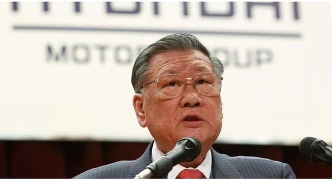 Chung Mong Koo – người nâng Hyundai lên một tầm cao mới