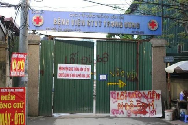 Cổ phần hoá bệnh viện GTVT: Nhà đầu tư Singapore 'ngỏ lời' đầu tư