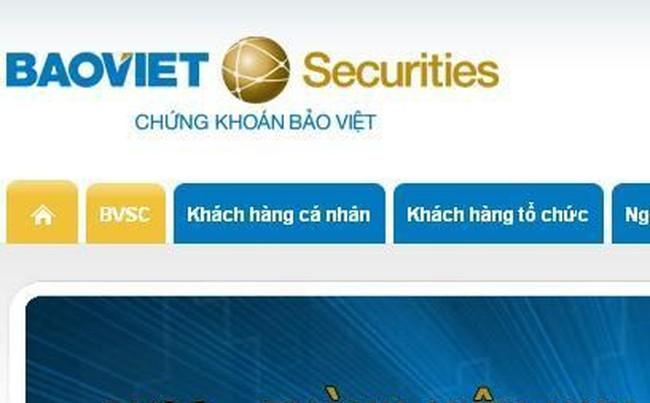 Thay đại diện Tập đoàn Bảo Việt tại HĐQT Chứng khoán Bảo Việt