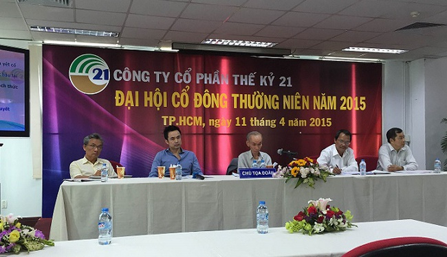 Không đồng ý hủy niêm yết, Vietnam Property Holding đăng ký thoái vốn tại C21